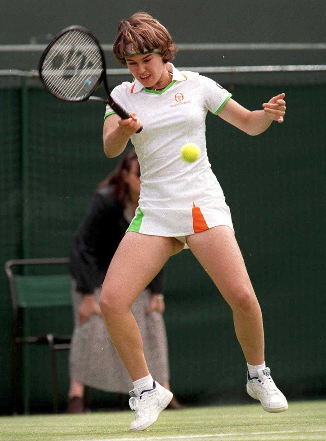 Player martina hingis naked tennis