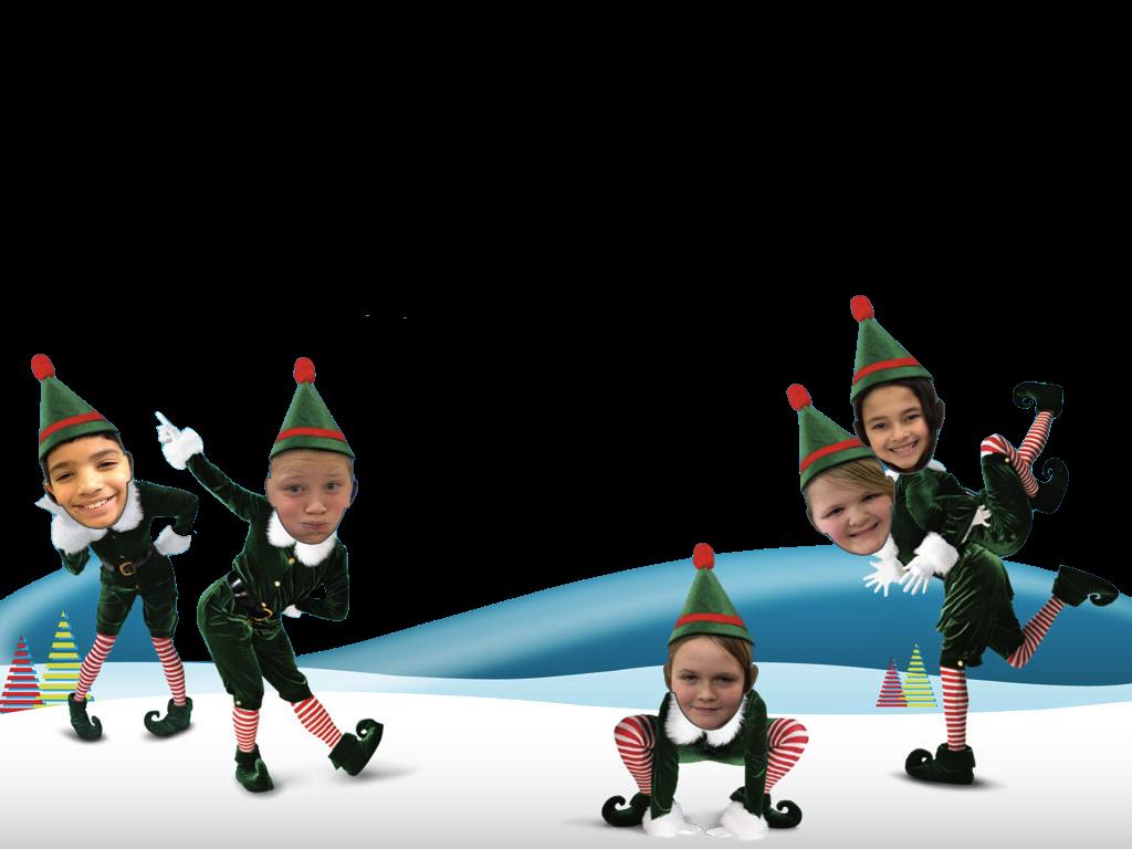 Elf Foreshortening with Fourth Grade!