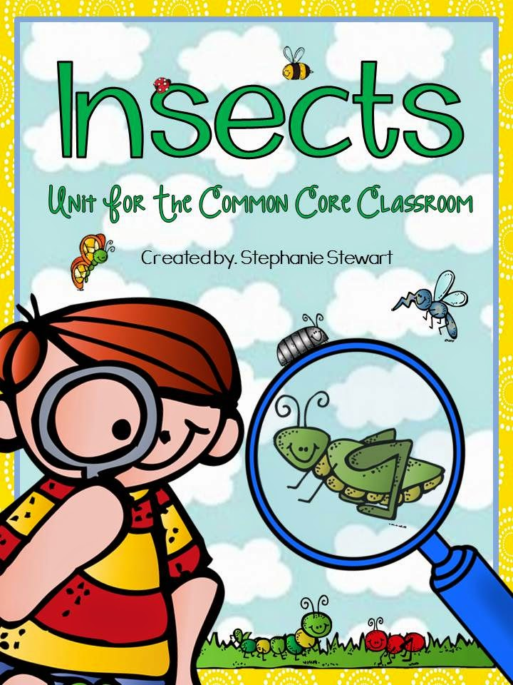 http://www.teacherspayteachers.com/Product/Insects-Insect-Unit-Common-Core-Classroom-1228088