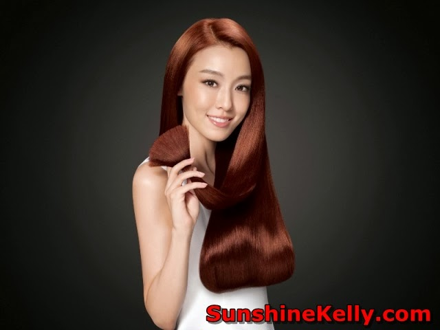 SYOSS Professional Hair Care, Hair Styling in Malaysia, SYOSS hair product, malaysia, hair care, hair styling, Christine Fan, Fan Fan, SYOSS Asia Ambassador