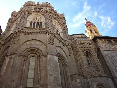 La Seo in Zaragoza