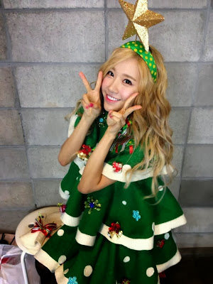 ellin crayon pop christmas