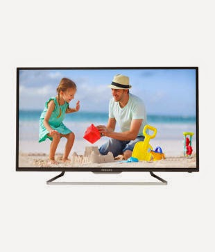 Buy Philips 50PFL5059/V7 127 cm (50) Full HD LED Television Rs. 40,941 after cashback Via Paytm