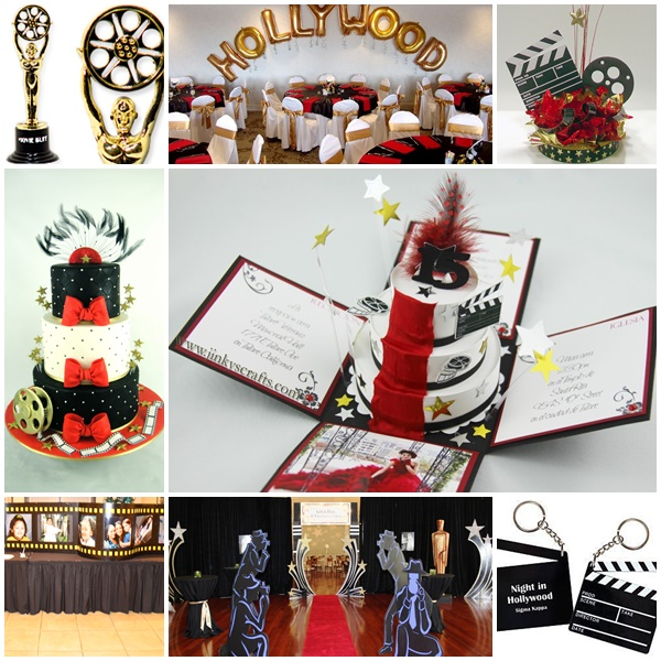 Corporate Party Ideas as well Theme Princess Frog besides Masquerade Ball Table Decorations furthermore Oz The Great And Powerful Oscar Diggs Oz Standup together with Pool Party Decorating Ideas. on oscar party favors to make