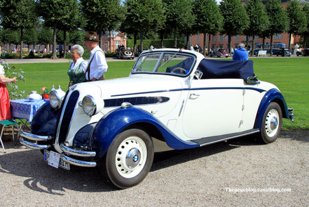1935 BMW 329 Cabriolet related infomation,specifications - WeiLi ...