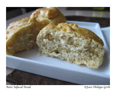 Image of Anise Infused Bread recipe