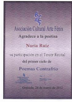 ASOC.ARTE FÉNIX DE GRANADA