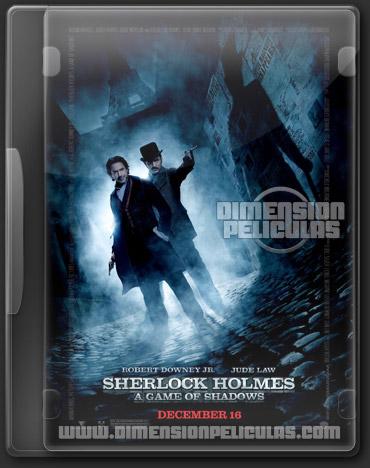 Sherlock Holmes 2 (TS Ingles Subtitulado) (2011) (online)