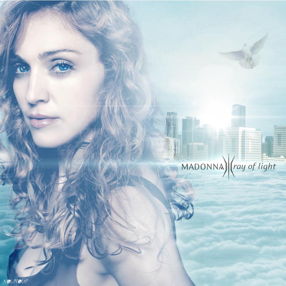 madonna ray of light album cover - photo #6