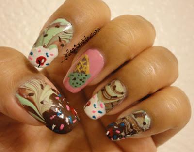 nail arts fashion: Cute and Fantastic Nail Art Designs