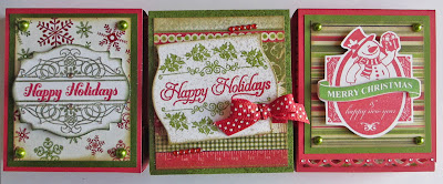 Inspired by Stamping December 25th Labels Stamp Set