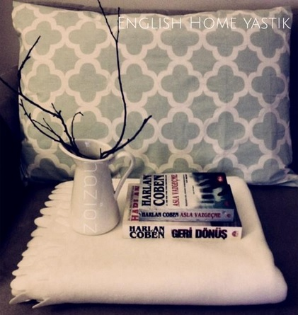English home yastık, English home pillow