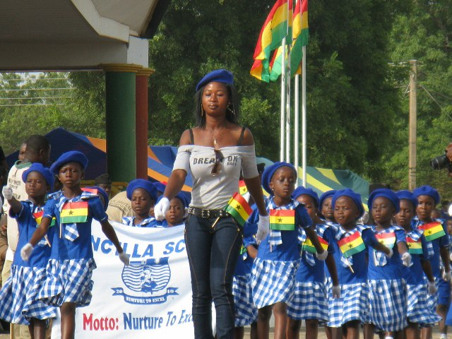 Ghana greetings notes from the upper west in march of 1956 ghana became the first african nation to become a democratic free nation march 6 is the national holiday to remember its independence m4hsunfo