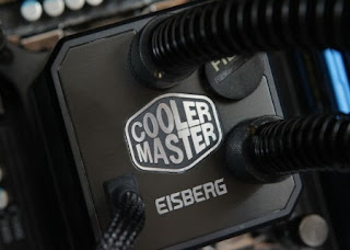 Cooler Master EISBERG PRESTIGE 120L - CPU Cooler review