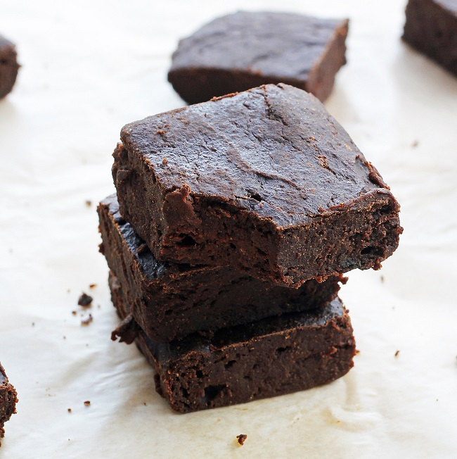 Mix it Up: Extra Fudgy Brownies