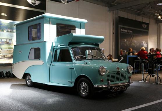 Mini Van Motor Home : A malaysian campervan journey mini car