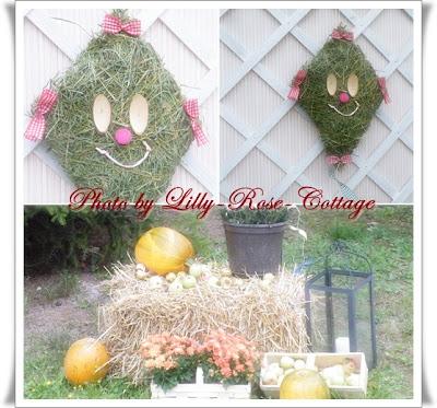Lilly-Rose-Cottage: Dankeschön und Herbst Deko
