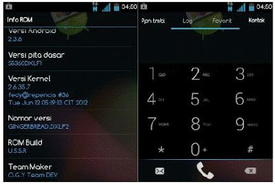 Read more on [upgrade] [custom rom] [kernel] samsung galaxy y(gts5360