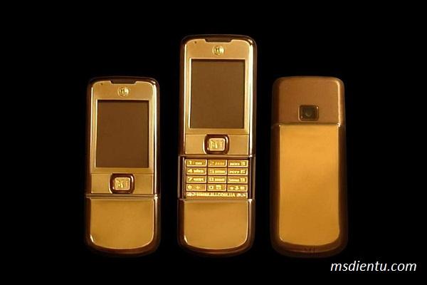 Địa chỉ bán Nokia 8800 gold sang trọng, lịch lãm