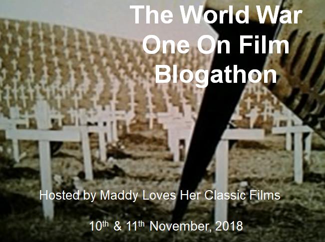 The World War One on Film Blogathon