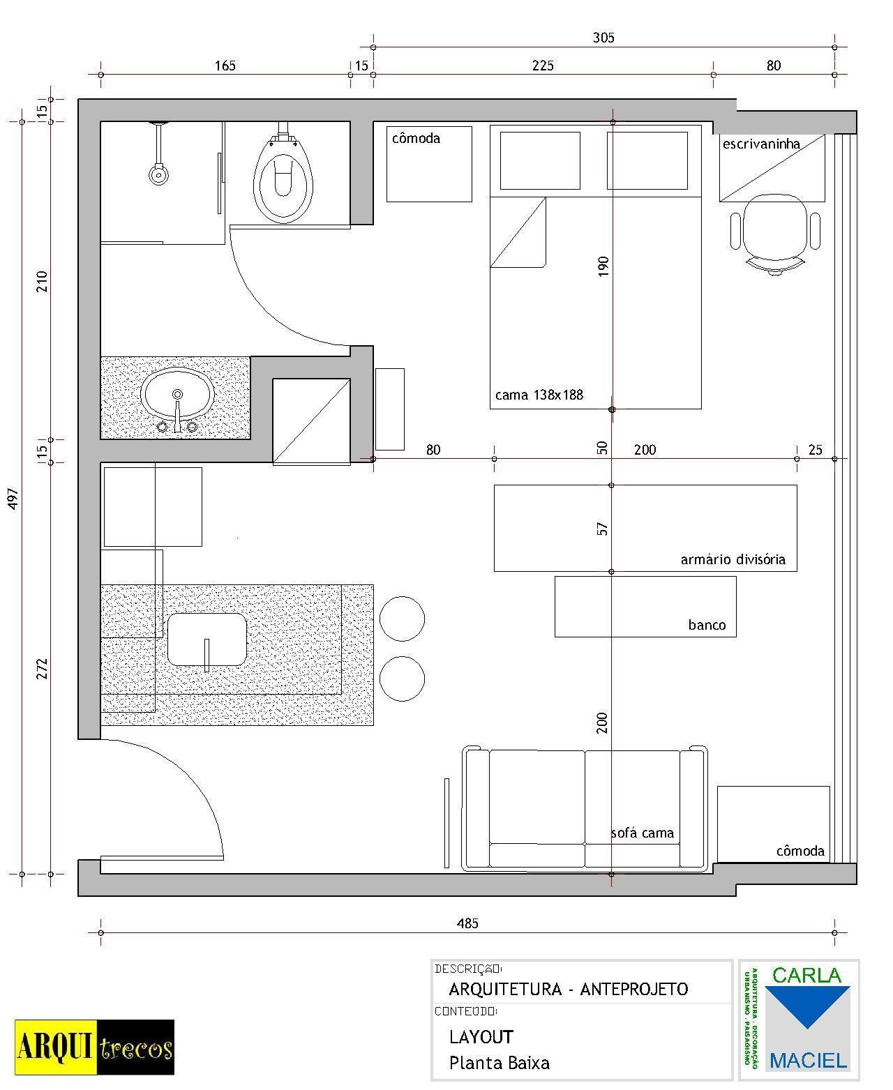 de decoração Arquitrecos: Projeto Arquitrecos Soluções para #015AB8 1280x1563 Banheiro Acessivel Tamanho