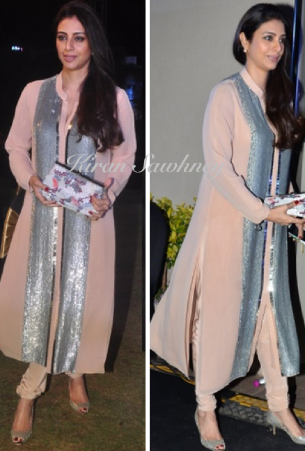 Tabu at Shamitabh Music Launch in Rohit Gandhi and Rahul Khanna