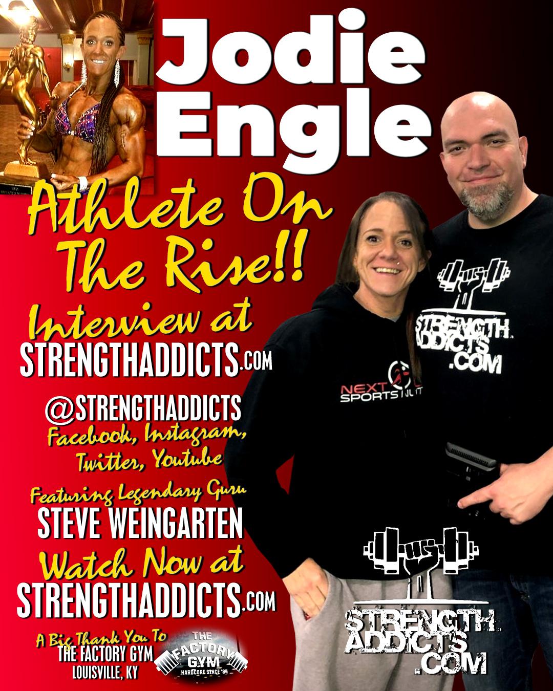 Jodie Engle + Steve Weingarten