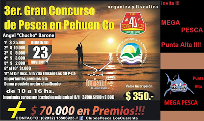 Concurso Pehuen Co !!