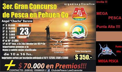 Concurso Pehuen Co !!