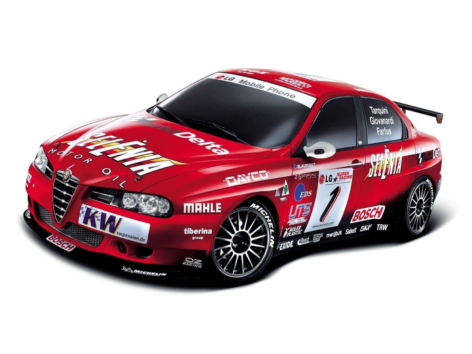 Car And Car Zone Alfa Romeo 156 Gta Autodelta 2004 New