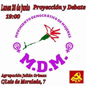 Video-debate de los lunes: El Movimiento Democratico de Mujeres (MDM)