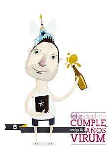 Feliz cumpleaños cuchi