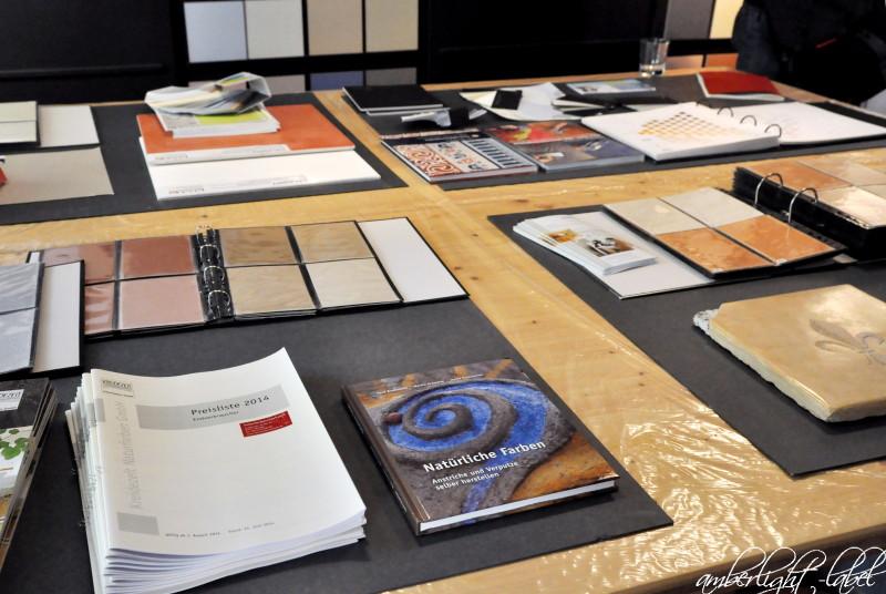 bauherrenseminar naturfarben in der der naturfarbenwerkstatt amberlight label. Black Bedroom Furniture Sets. Home Design Ideas