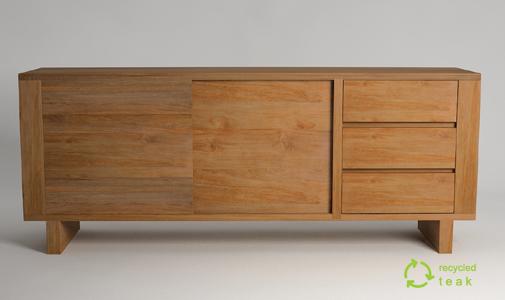 Reciclaje de madera espacios en madera - Muebles de madera a medida ...