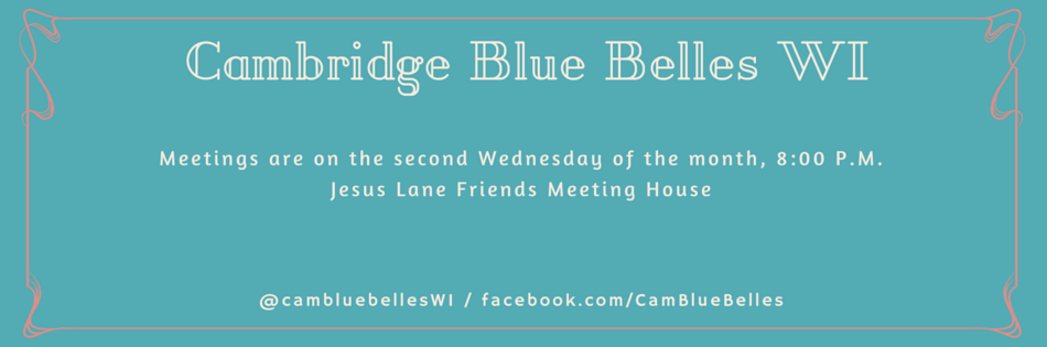 Cambridge Blue Belles WI