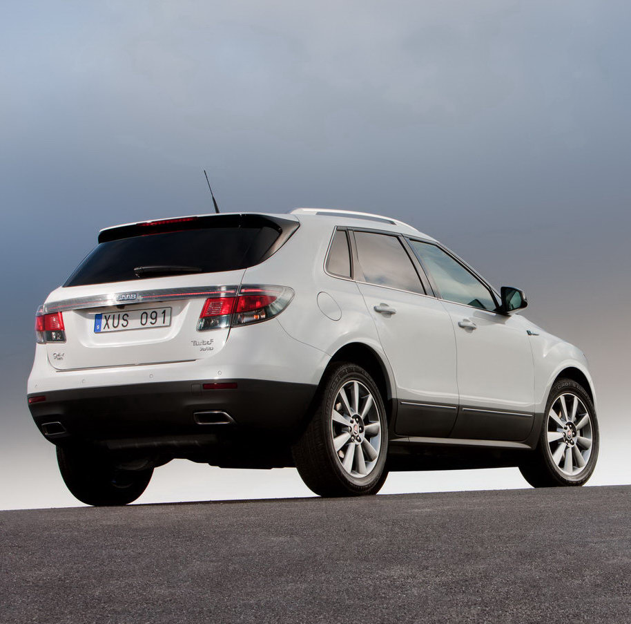 Bentley Says Its Suv Will Create A New Segment: 2011 Saab 9-4X