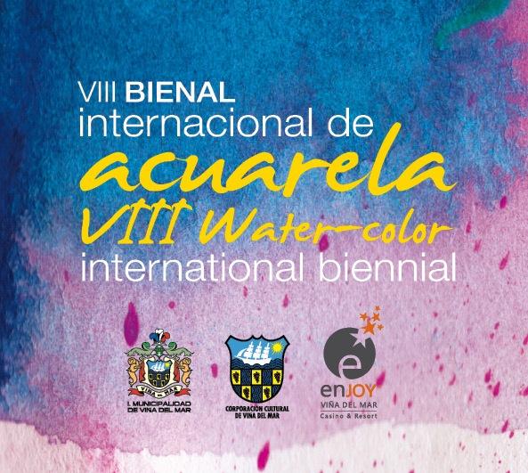 VIII BIENAL INTERNACIONAL DE ACUARELAS VIÑA DEL MAR 2012