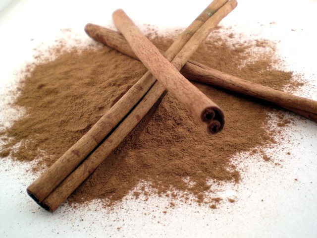 Cinnamon Sticks and powder - both have their uses