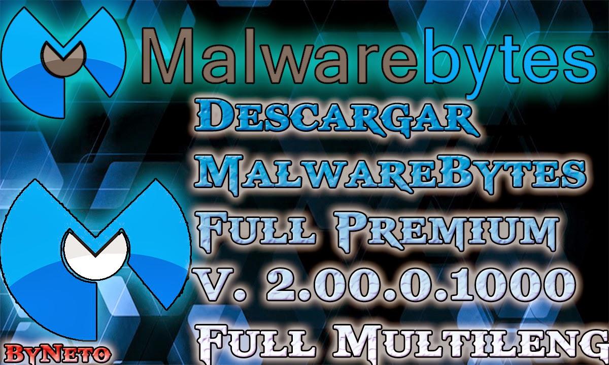 descargar malwarebytes full