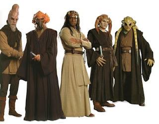 Fantasias de Jedi