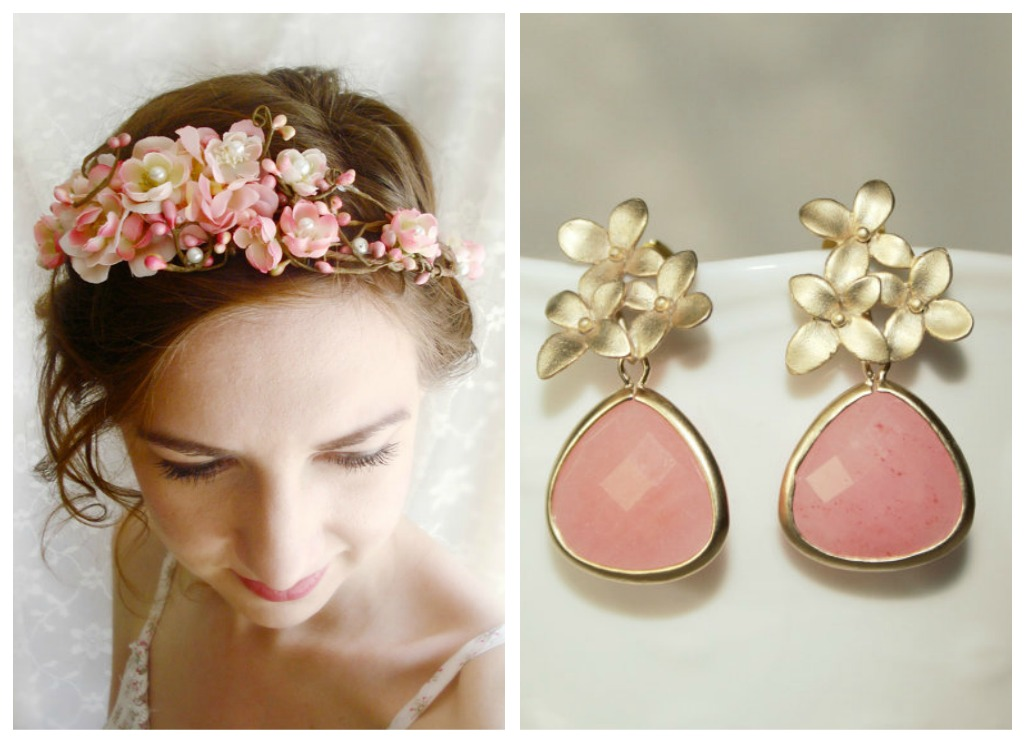BRIDE CHIC THE CHERRY BLOSSOM WEDDING