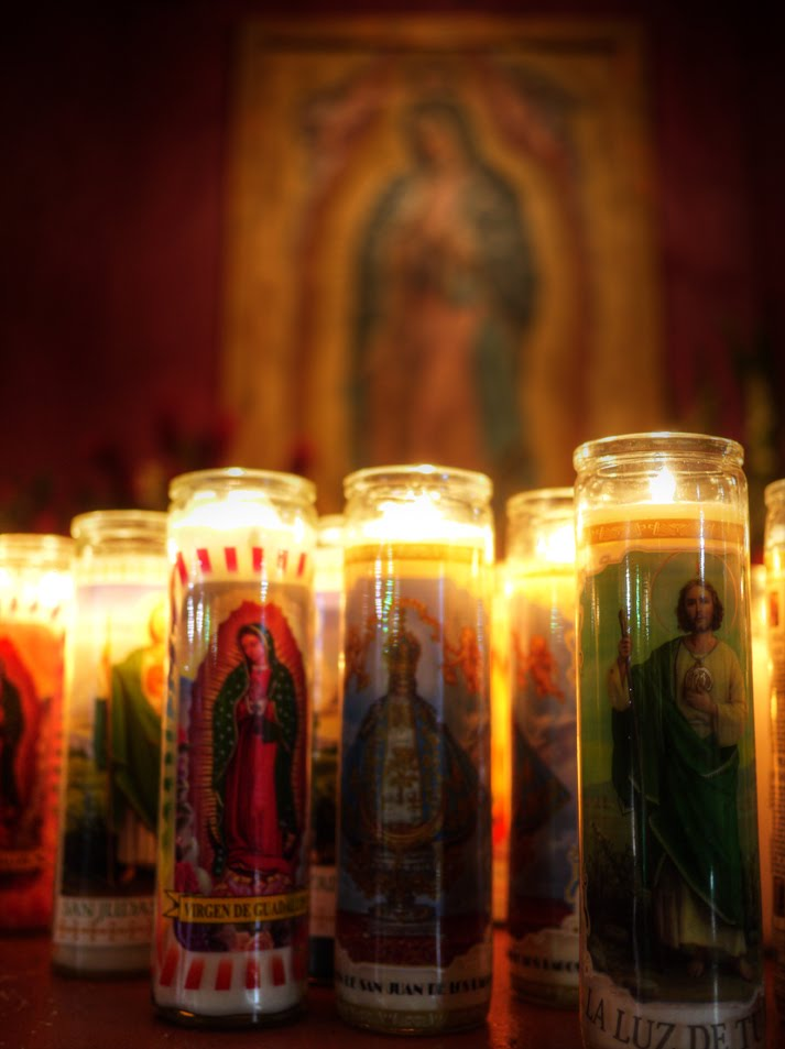 East Of West L.A.: Our Lady of Guadalupe (2)