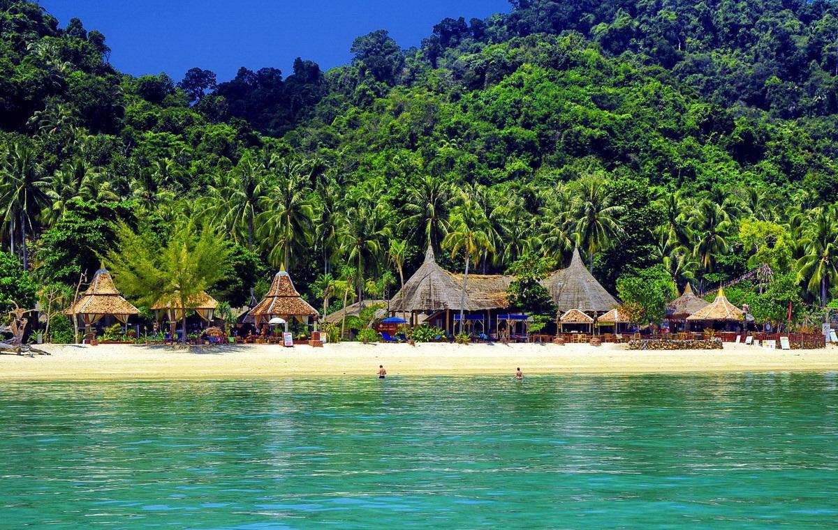 Koh Ngai (Trang) Thailand  City pictures : تعرف على ارض الجمال في تايلاند ...