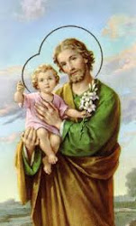 St Joseph, Pilgrim and Servant