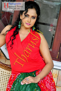 Tharushi Perera red hot