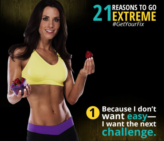 Reasons to do the 21 Day Fix Extreme