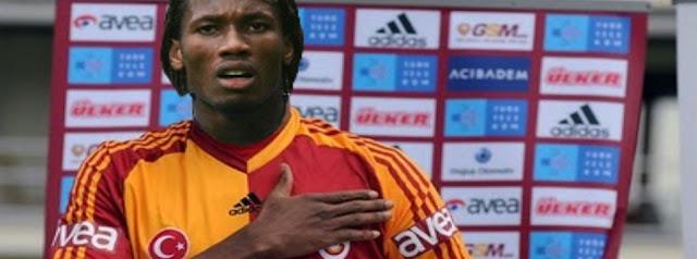 Didier Drogba Kapak Fotoğrafları