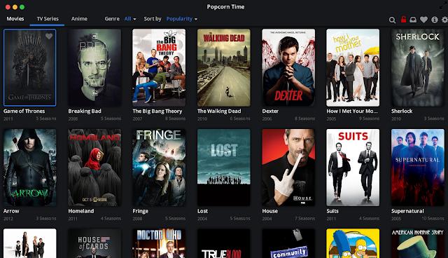 Aplikasi Untuk Melihat Streaming Movie Secara Percuma!!