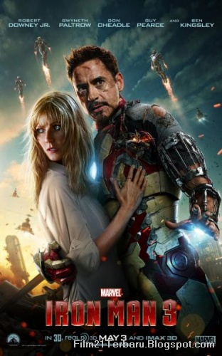 Adegan Terbaru Film Iron Man 3 2013