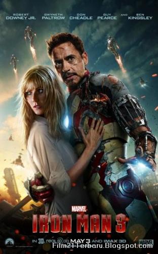 Adegan Terbaru Film Iron Man 3 2013